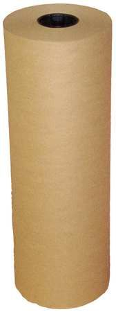 Kraft Paper, 50 lb., Natural, 36 In. W  $34.04 from Zoro