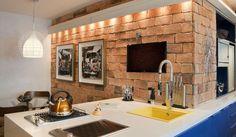 Apartamento do Empreendedor - Cozinha Light