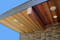 Visit the Real Cedar Inspiration Gallery featuring photos of Residential, Siding projects and other Western Red Cedar ideas for your home. Cedar Roof, Cedar Homes, Cedar Siding, Exterior Siding, Cedar Paneling, Modern Exterior, Exterior Design, Soffit Ideas, Cedar Cladding
