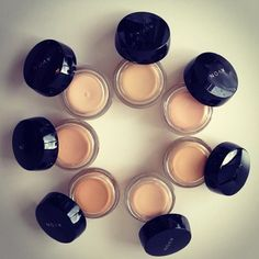 New Ideal Flawless Matte Mousse Foundation looks good enough to eat! (But please don't!) #avon #foundation #flawless