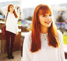 BE HAPPY (by Mary Volkova) http://lookbook.nu/look/4090454-BE-HAPPY