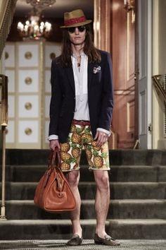 Michael Bastian Menswear Spring Summer 2014 New York Runway Fashion, Mens Fashion, Fashion Outfits, Stylish Men, Men Casual, Summer 2014, Spring Summer, Michael Bastian, Fashion Forever