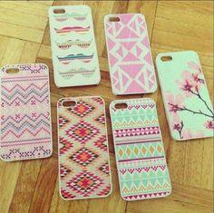 tribal print phone cases