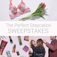 Everything You Need for the Perfect Staycation! This contest ends at 11:59:59 PM EDT on MARCH 20, 2016