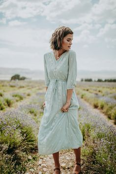 d464d11bab3 Piper   Scoot  The Avery Embroidered Dress in Sage Stylish Dresses