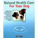Great homeopathy book for dogs ~