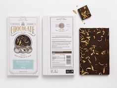 Beautiful Gourmet Chocolate Bars Are 'Postcards' From Exotic Places - DesignTAXI.com