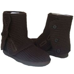 Ugg Classic Cardy Boots 5819 Chocolate