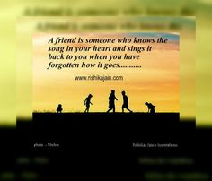 Dr A.P.J.Abdul kalam: Friendship quote | Inspirational Quotes - Pictures -  Motivational Thoughts | Reaching Out & Touching Hearts