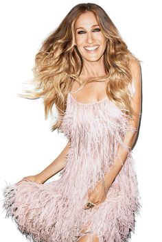 ru_glamour: Сара Джессика Паркер для Harper's Bazaar