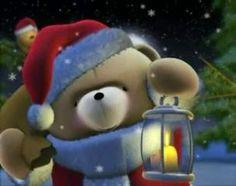 Animation Noël Super Mignonne - à envoyer à la famille... -