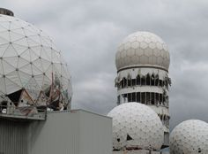Teufelsberg (Abandoned spy station) berlin