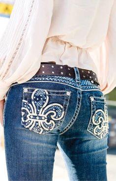 New Spring Bling! #AlwaysShine #MissMeJeans