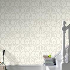 Jazz White Wallpaper