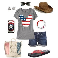 """""""4th of July"""" by jlucke on Polyvore"""