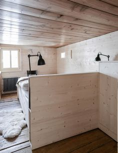 Reconversión de chalet suizo en apartamentos familiares, Vella, Suiza - Christian Müller - foto: Susanna von Känel