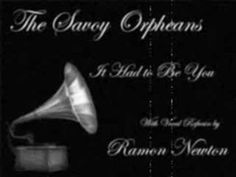 The Savoy Orpheans - It Had To Be You 1924