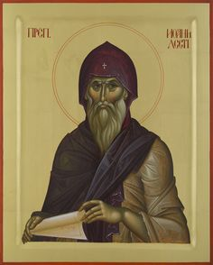 St John Cassian [the Ascetic] Religion, Byzantine Icons, High Art, Orthodox Icons, Religious Art, Little Sisters, Christianity, Saints, Spirituality