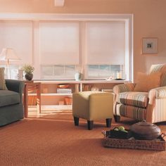 M&B Light Filtering Single Cell Honeycomb Shades: From traditional to contemporary, M&B honeycomb shades are one of today's most versatile window coverings. The unique cellular construction provides excellent insulation to help reduce your heating and cooling bills, and superior sound absorption to help make your surroundings quieter and more comfortable. And because they're made with 100% polyester fabric, they're stain resistant, washable, and wrinkle resistant.