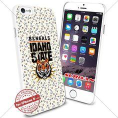 New iPhone 6 Case Idaho State Bengals Logo NCAA #1183 White Smartphone Case Cover Collector TPU Rubber [Anchor] SURIYAN http://www.amazon.com/dp/B01504G2A2/ref=cm_sw_r_pi_dp_dEJxwb1MTSGY1
