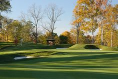 NCR Country Club, the most renowned course in Dayton for hosting a PGA, U.S. Women's Open and U.S. Senior Open. Next door to Moraine, where our 5 green and NCR's 3 tee are side by side