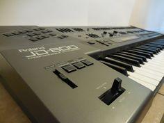 MATRIXSYNTH: Roland JD-800 Programmable Synthesizer SN ZC78108