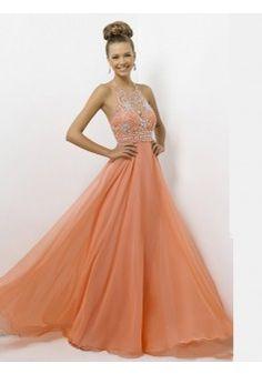 Empire Halter Sleeveless Chiffon Prom Dress With Beading #FJ007 - See more at: http://www.victoriasdress.com/prom-dresses/beading-prom-dresses.html#sthash.Cgqo58nq.dpuf