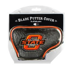 Oklahoma State Cowboys NCAA Putter Cover - Blade