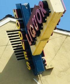Retro Signage, Neon Signs