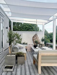 Tranquil outdoors http://bloggar.aftonbladet.se/myhome #outdoors #homedecor