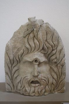A cyclops (meaning 'circle-eyed') is a one-eyed giant first appearing in the mythology of ancient Greece. The Greeks believed that there. Ancient Rome, Ancient Greece, Ancient Art, Ancient History, History Encyclopedia, Horrible Histories, Weird Creatures, Mythical Creatures, Greek History