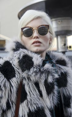 #fur #fuzzy #style #fall #winter