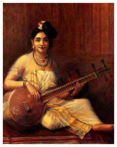 Raja ravi verma's Paintings