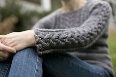 Ravelry: Andover pattern by Jennifer Wood detail