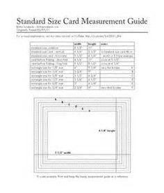 Card sizes and measurements guide stampin up only pinterest card sizes and measurements guide m4hsunfo