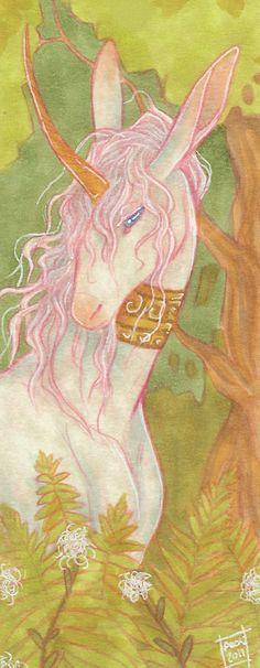 Unicorn by Anoki-Doll.deviantart.com on @deviantART