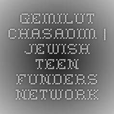 Jewish Teen Funders Network 107