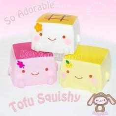Squishy tofu!