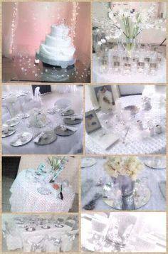 Bodas de plata tortas para aniversarios pinterest bodas - Decoracion para bodas de plata ...