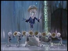 Snow Miser is a fictional character from the Rankin/Bass-produced 1974 stop-motion animated Christmas special The Year Without a Santa Claus. Snow Miser was voiced by actor/comedian Dick Shawn.