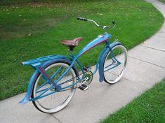 Antique Bicycles, Cruiser Bicycle, Fat Bike, Custom Harleys, Classic Bikes, Old Bikes, Bike Art, Cool Bicycles, Bicycle Accessories