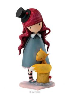 #Figuras #Gorjuss. The Dreamer https://www.tiendagorjuss.com/