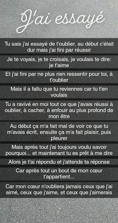 French Words Quotes, Bad Songs, Text On Photo, Caption Quotes, Bad Mood, Breakup, Messages, Reading, Quote Friendship