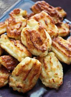 Συνταγές για μικρά και για.....μεγάλα παιδιά!: τηγανιτες με κολοκύθια