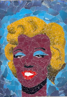 30 Mindblowing Examples of Paper Mosaic Portraits –   Originally, Paper mosaics is an art of creating beautiful mosaic by using many hundreds or thousands of small paper cuts to create images or a portrait. Mosaics were traditionally made with bits of tile or …