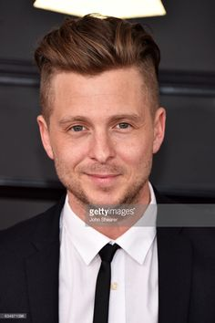 Recording artist Ryan Tedder of music group OneRepublic attends The 59th GRAMMY Awards at STAPLES Center on February 12, 2017 in Los Angeles, California.