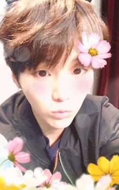 cute Suga   Min Yoongi