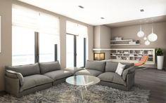 wohnzimmer modern und gemutlich wohnzimmer ideen gemtlich haus design ...