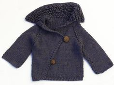 Unique design unisex baby sweater by evahandmade on Etsy Baby Boy Knitting, Knitting For Kids, Knitting Projects, Free Knitting, Baby Knits, Baby Outfits, Kids Outfits, Strick Cardigan, Knit Cardigan