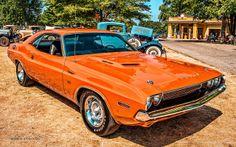 1970 Dodge Challenger R/T 440 Six Pack ► http://www.only4realmen.com/?p=23902